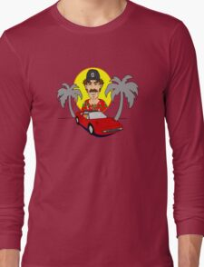 Magnum PI Long Sleeve T-Shirt