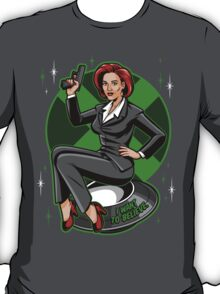 X-Philes Pin-Up T-Shirt