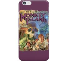 The Secret of Monkey Island iPhone Case/Skin