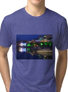 The boat says it all Tri-blend T-Shirt