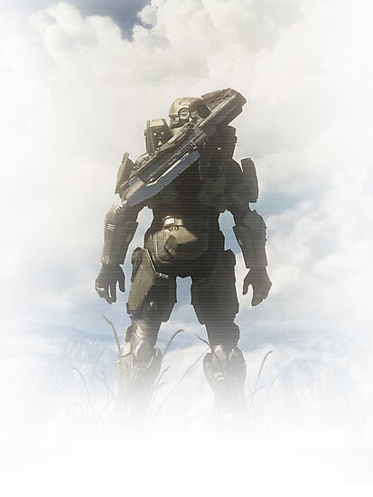 Halo 4 by MasterofComedy