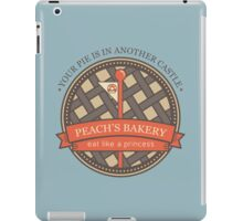 Peach's Bakery iPad Case/Skin