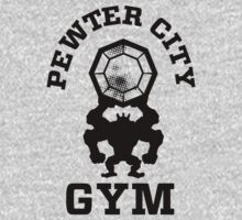 Pewter City Gym by Kevin Wilson