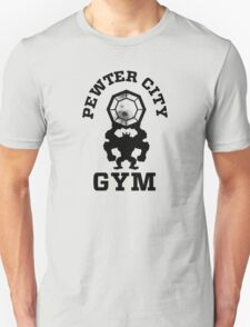Pewter City Gym Unisex T-Shirt