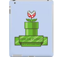 Pipeline Florist iPad Case/Skin