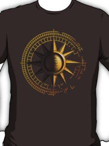 Simple Golden Sun T-Shirt