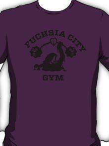 Fuschia City Gym T-Shirt