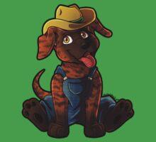 Plott Hound Puppy by Jordan McDonald