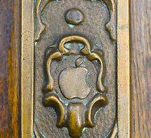 Bronze Phone by Armando Martinez