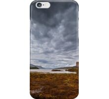 Storm over ther Castle iPhone Case/Skin