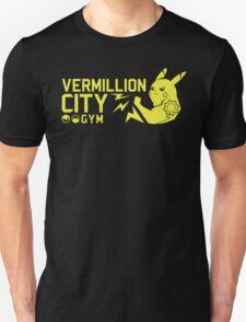 Vermillion City Gym T-Shirt
