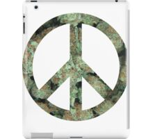 Peace & Ganja iPad Case/Skin