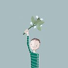 Mistletoe boy by Kate Kingsmill