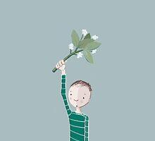 Mistletoe boy by Kate Kingsmill
