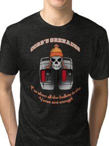 Cobb's Grenades Tri-blend T-Shirt
