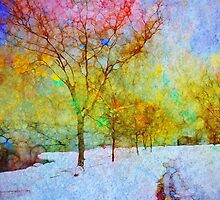 A Painted Winter by Tara  Turner