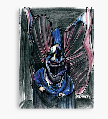 Francis Bacon Canvas Print
