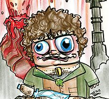 Frodo by Tom Faraci