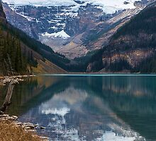 Lake Louise by Andrew Dickman