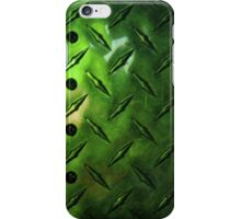 I Diamond green iPhone Case/Skin
