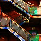 Abstract Stairs by Gray Artus