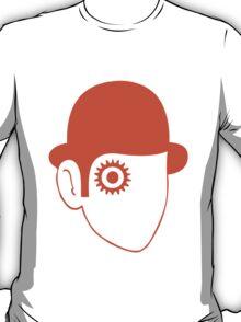 A Clockwork Orange sticker T-Shirt