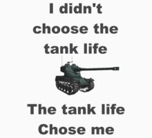 Tank Life: french by bronzestout