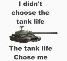 Tank Life: Russian by bronzestout