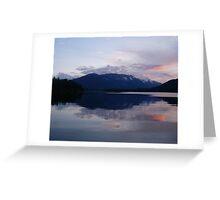 Fish Lake Washington Greeting Card