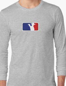 Major League Grimes Long Sleeve T-Shirt