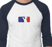Major League Grimes Men's Baseball ¾ T-Shirt