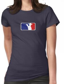Major League Grimes Womens Fitted T-Shirt