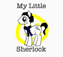 My Little Sherlock Womens Fitted T-Shirt