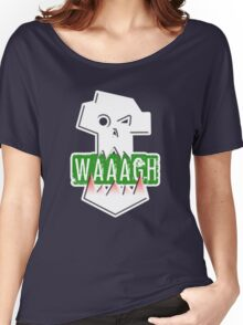 WAAAGH! ORKS Women's Relaxed Fit T-Shirt