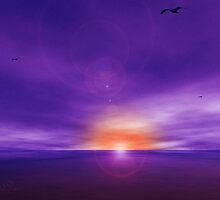 Digital Twilight Ends by Mark W.  Law