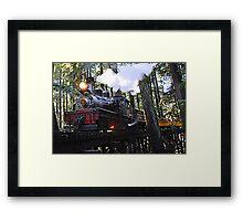 Ol'#7 Framed Print