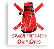 Dalek Overlords Metal Print