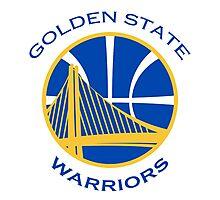 Golden State Warriors Photographic Print