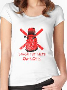 Dalek Overlords Women's Fitted Scoop T-Shirt
