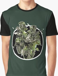 Metal Gear Solid Snake Eater (2) Graphic T-Shirt