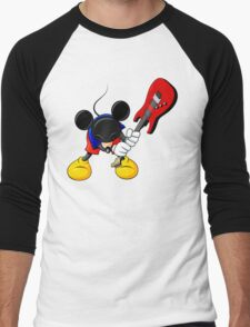 Punk Rocker Men's Baseball ¾ T-Shirt