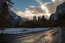 Yosemite Valley  by Vince Russell