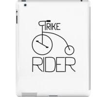 TrikeRider iPad Case/Skin