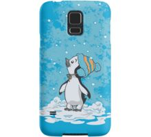 First Snow Samsung Galaxy Case/Skin