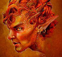 Smauglock by HattieHedgehog