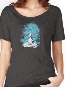 First Snow Women's Relaxed Fit T-Shirt