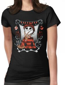 The Nightmare King Womens Fitted T-Shirt