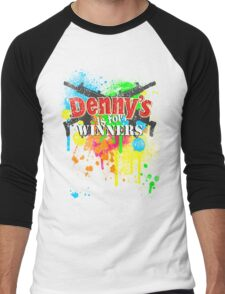 Denny's is for Winners Men's Baseball ¾ T-Shirt