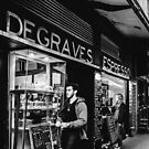 Degraves Espresso by Daniel Fisher