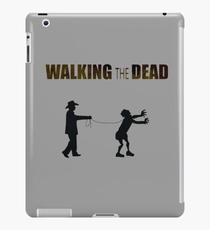 The Walking Dead iPad Case/Skin